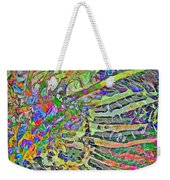 Tropical Rays Weekender Tote Bag