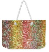 Tropical Sea With Stars Weekender Tote Bag