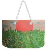 Tropical Spring Weekender Tote Bag
