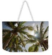 Tropical Sun Weekender Tote Bag