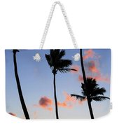Tropical Sunrise Weekender Tote Bag