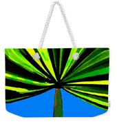 Tropical Tree Weekender Tote Bag