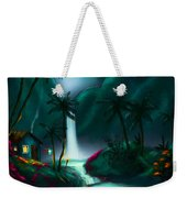 Tropical Vacation  Weekender Tote Bag