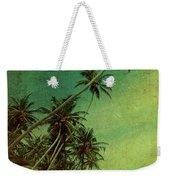 Tropical Vestige Weekender Tote Bag by Andrew Paranavitana