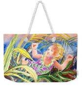 Tropical Water Baby Weekender Tote Bag