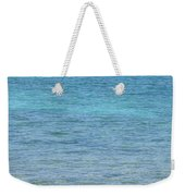 Tropical Waters Weekender Tote Bag
