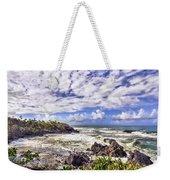 Tropical Waves Weekender Tote Bag