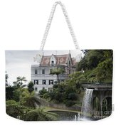 Tropican Monte Palace Garden, Madeira, Portugal. Weekender Tote Bag