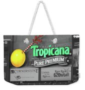 Tropicana Field Weekender Tote Bag