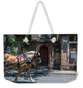Trotting Into The Past Weekender Tote Bag