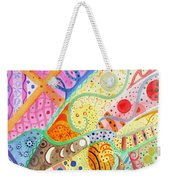 Trotting Lightly Weekender Tote Bag