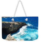 Trou Madame Coco, Guadeloupe Weekender Tote Bag