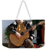 Troubadour  Weekender Tote Bag