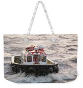 Troubled Waters Weekender Tote Bag