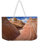 Trough Of The Wave Weekender Tote Bag