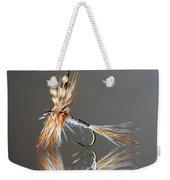Trout Fly 2 Weekender Tote Bag