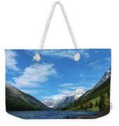 Trout Lake Weekender Tote Bag