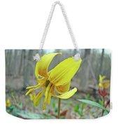 Trout Lily - Erythronium Americanum  Weekender Tote Bag