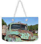 Truck Montana Weekender Tote Bag