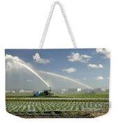 Truck Mounted Irrigation Weekender Tote Bag