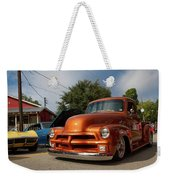 Trucking With Style Weekender Tote Bag