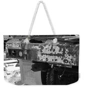 Trucks And Sky Weekender Tote Bag