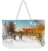 True Colors Of Amsterdam Weekender Tote Bag