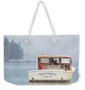True North Weekender Tote Bag
