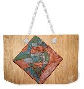 True Shepherd - Tile Weekender Tote Bag