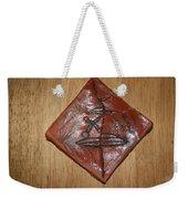 True Shepherd 21 - Tile Weekender Tote Bag
