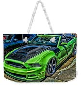 Truefiber Mustang Weekender Tote Bag