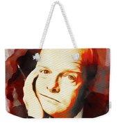 Truman Capote, Literary Legend Weekender Tote Bag