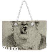 Trump The Imbecile Weekender Tote Bag