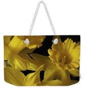 Trumpet Daffodils Weekender Tote Bag