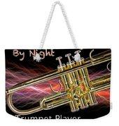 Trumpet Zombie Slayer 002 Weekender Tote Bag