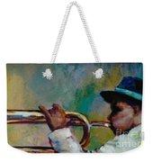 Trumpeter Weekender Tote Bag