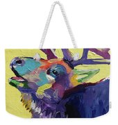 Trumpeting Weekender Tote Bag