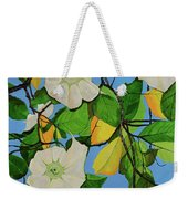 Trumpets In Paradise Weekender Tote Bag