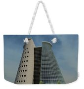 Truncated Building Weekender Tote Bag