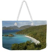 Trunk Bay Weekender Tote Bag