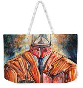 Truth Running Out Of Time Weekender Tote Bag