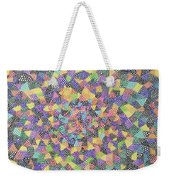 Try Angles Of Circles Weekender Tote Bag