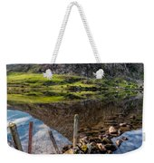 Tryfan Reflections Weekender Tote Bag