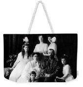 Tsar Nicholas II And His Family - 1913 Weekender Tote Bag