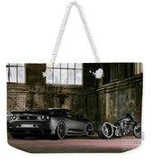 Tu Nero II  Weekender Tote Bag