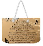 Tuba Why Music T-shirts Posters 4830.02 Weekender Tote Bag