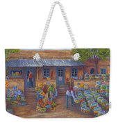 Tubac Pottery Shop Weekender Tote Bag