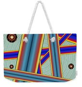 Tubes Two Weekender Tote Bag