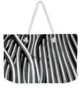 Tubular Abstract Art Number 15 Weekender Tote Bag