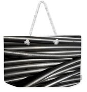 Tubular Abstract Art Number 2 Weekender Tote Bag